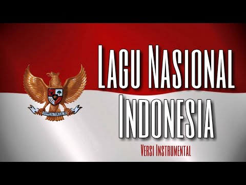 Lagu Nasional - Ismail Marzuki - Gugur Bunga Instrumental