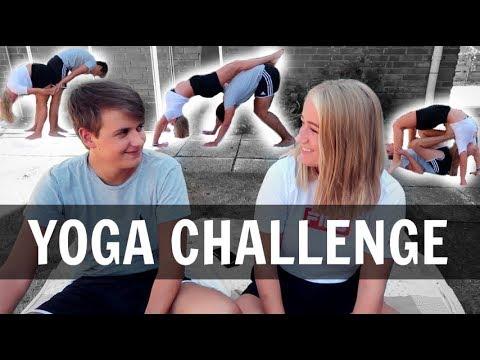 YOGA CHALLENGE ft. Kender du det (Elias Hole)