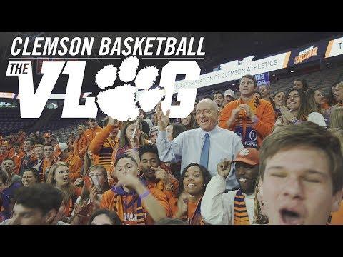 Clemson Basketball || The Vlog (Ep 1)