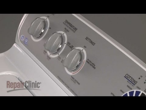 Control Switch Knob - GE Washer