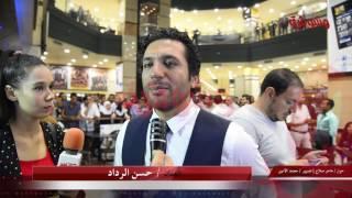 بالفيديو.. حسن الرداد يكشف عن دوره في 'عشان خارجين'
