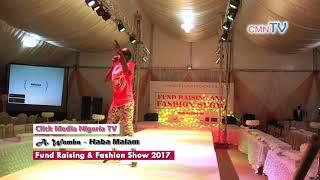 A. Wamba Performing at Fund Raising & Fashion Show 2017