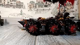 Лего машина нексонайтс