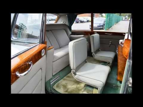 Rolls-Royce Phantom VI Limousine - SOLD