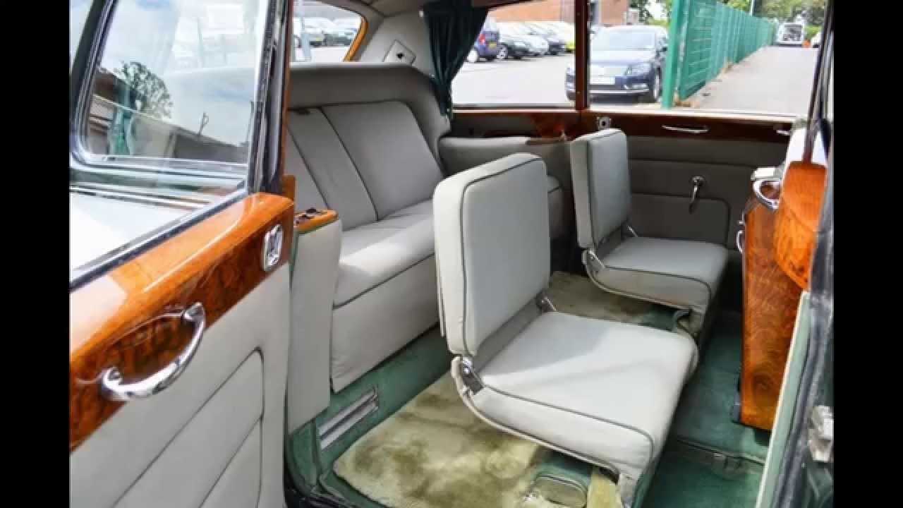 Rolls Royce Phantom Vi Limousine Sold Youtube