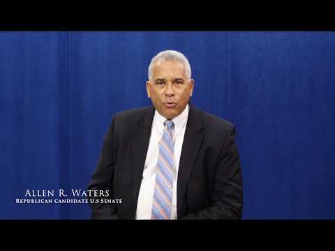 Allen Waters for U.S. Senate 2018