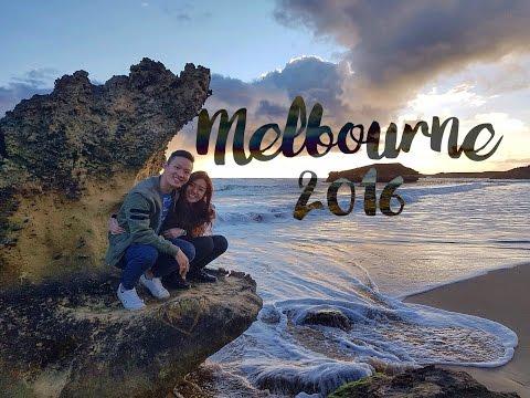 Travel Vlog: Melbourne Road Trip 2016 | Great Ocean Road