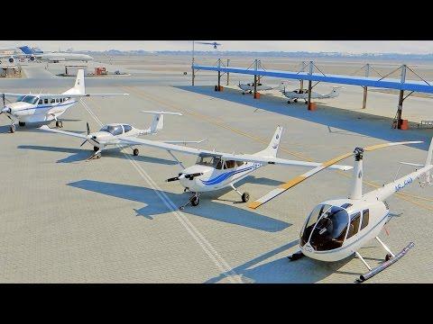 Fujairah Aviation Academy - Corporate video
