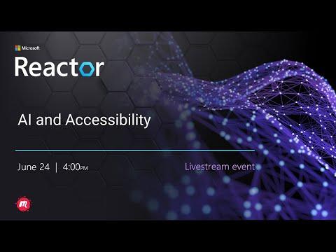 AI and Accessibility
