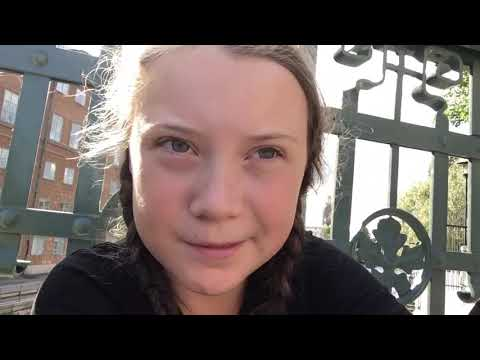 Greta Thunberg interview - shortened