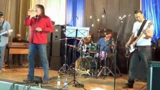 Группа RockBox Москва B.Июльское утро July Morning