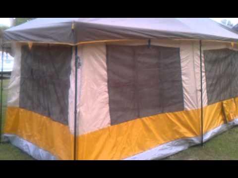 Ozark Trail 16x16 Youtube