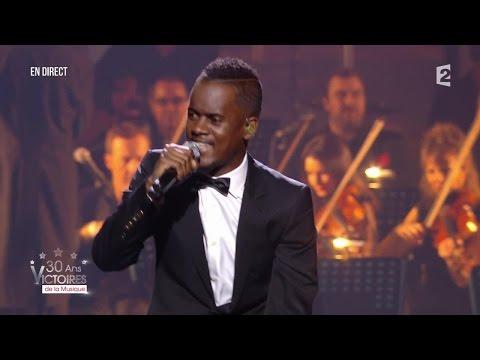Black M – « Sur ma route » Victoires de la Musique 2015