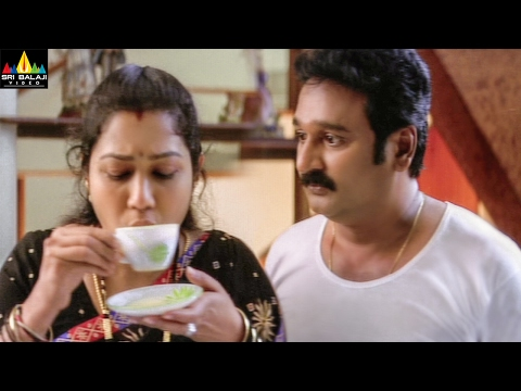 Pellaina Kothalo Movie Krishna Bhagawan Hema Comedy | Jagapathi Babu, Priyamani | Sri Balaji Video
