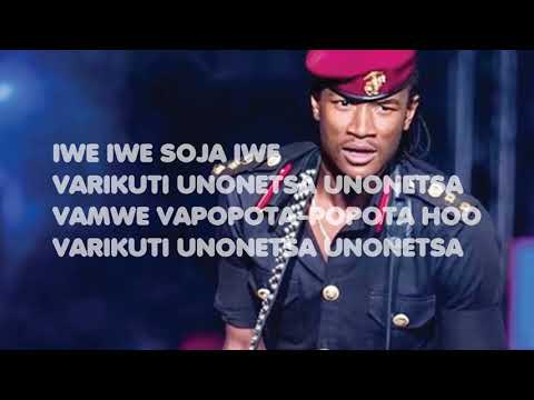 JAH PRAYZAH CHOKONYANYA (LYRICS)