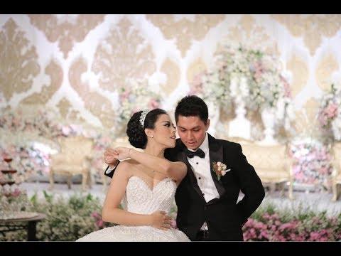 James & Steffannie Wedding Dance Clip | JW MARRIOTT JAKARTA | Dancefirst Indonesia