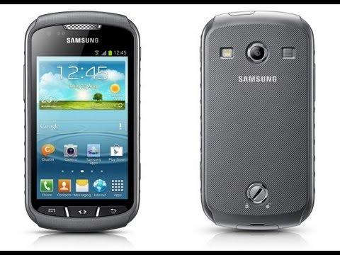 Обзор Samsung Galaxy Xcover 2 - Вторая версия защищенного смартфона от Samsung