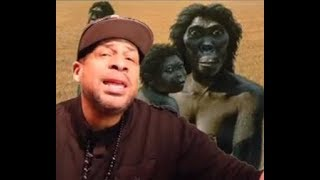 SA NETER TV APE REGGIE CRUSHED By WHITE MAN & CALLED STUPID BLACKNEWS102 CONSCIOUSNESS EXPOSED