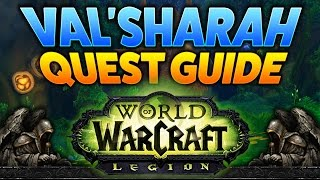 Jarod's Mission   Legion Quest Guide #Warcraft #Gaming