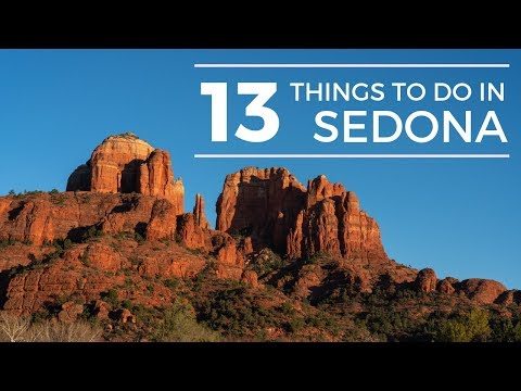 13 Things to do in Sedona, Arizona: A Travel Guide