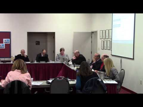 Shikellamy School Board Meeting - Sunbury, PA 11/13/2014 Part 1