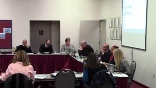 Shikellamy School Board Meeting - Sunbury, PA 11/13/2014 Part 1