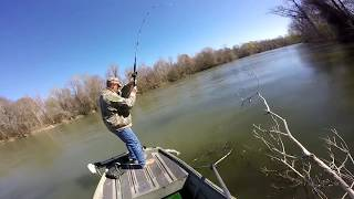 Catfishing the River