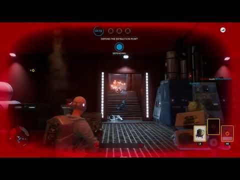 Holy Shit \ Star Wars Battlefront Gameplay #1