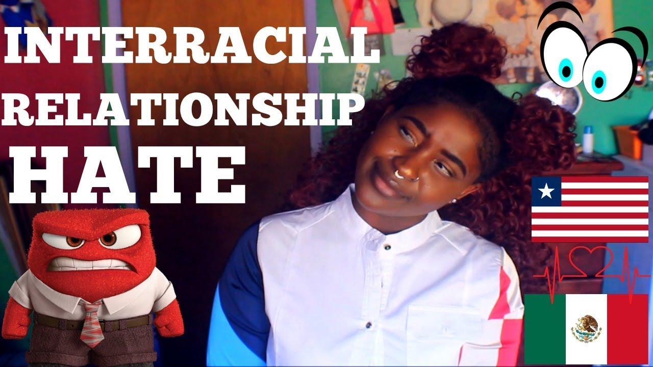 Interracial relationship struggles
