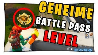 SECRET Battle Pass CHALLENGE | Fortnite Season 4