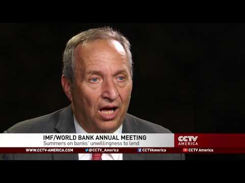Exclusive Interview with Larry Summers
