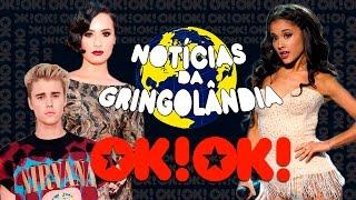 Notícias da Gringolândia: Especial AMAs