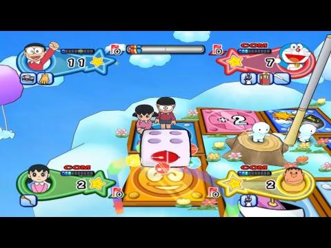 ドラえもん Doraemon Wii Game Doraemon, Nobita, Jaian Shizuka ...