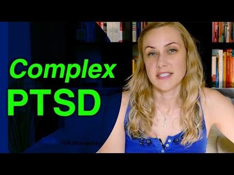 COMPLEX PTSD - Post-Traumatic Stress Disorder | Kati Morton on support treatment therapy kati morton