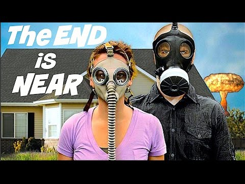 Doomsday Preppers on Surviving the Apocalypse