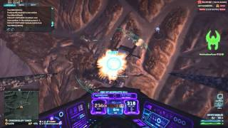 Planetside 2 - Coyote missiles - The new A2A gameplay