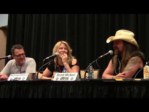 Metrocon 2017: Steve Blum, Mary Elizabeth McGlynn, and Scott McNeil Panel