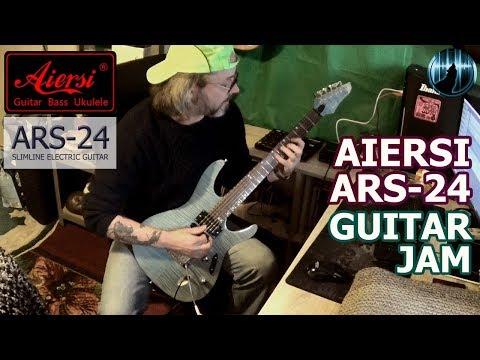 Aiersi ARS-24 Guitar Jam