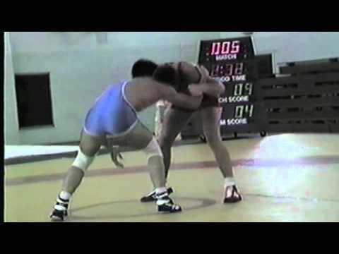 1988 Espoir World Cup: 68 kg Luke Collison (CAN) vs. Takeshi Minegishi (JPN)