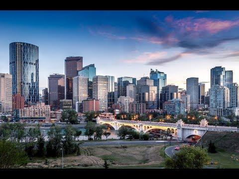 #85. Regina против Calgary  Альберта. Канада глазами украинца.