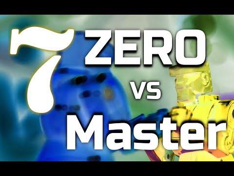AlphaGo Zero vs. Master with Michael Redmond 9p: Game 7