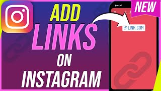 How to Add Liฑks to Instagram Stories - FINALLY Available for Everyone