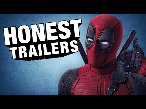 Honest Trailers - Deadpool (Feat. Deadpool)