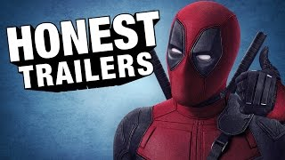 Honest Trailers  Deadpool (Feat. Deadpool)