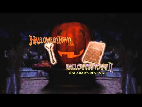 halloweentown double feature dvd menu intro