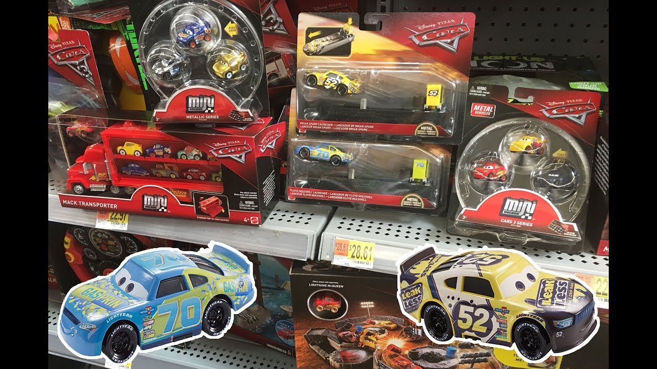 Extraordinary Cars 3 Mini Racers Blind Bags Furnithom