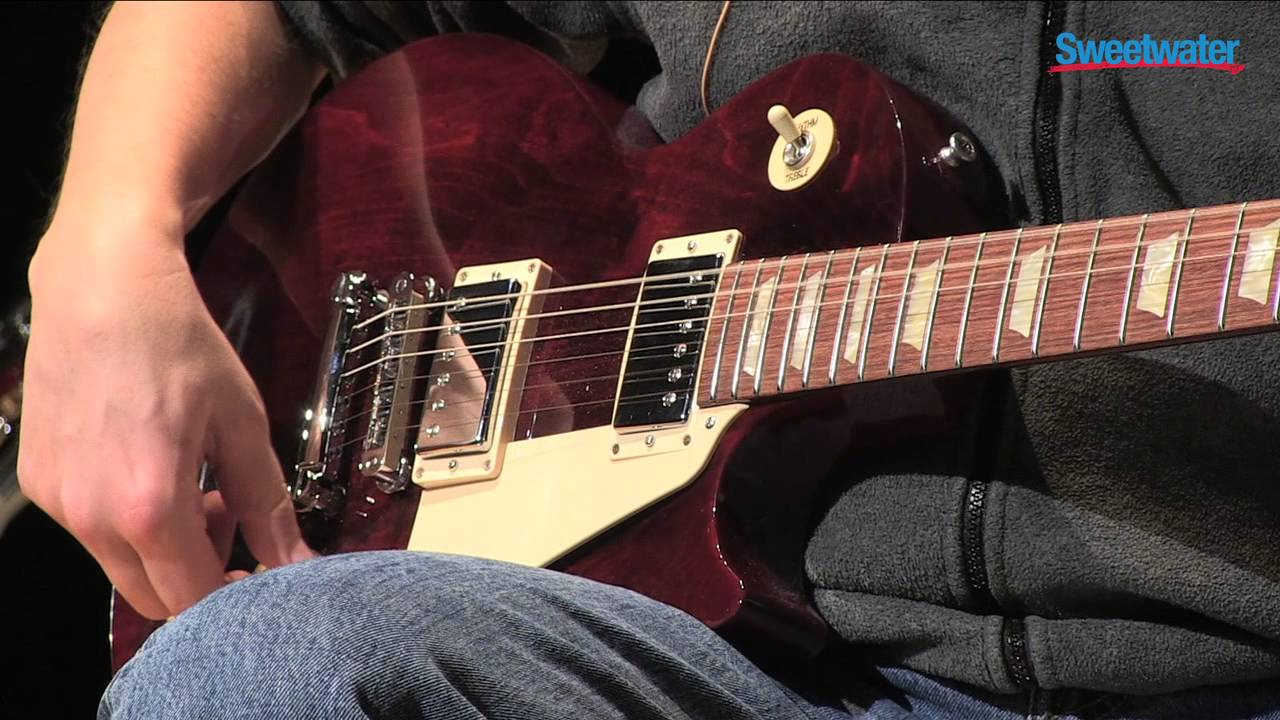 Les Paul Jimmy Page Wiring With 42 Sounds