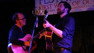 That Lucky Old Sun ( Just Rolls Around Heaven All Day )  Performed By Kris Drever And Ian Carr