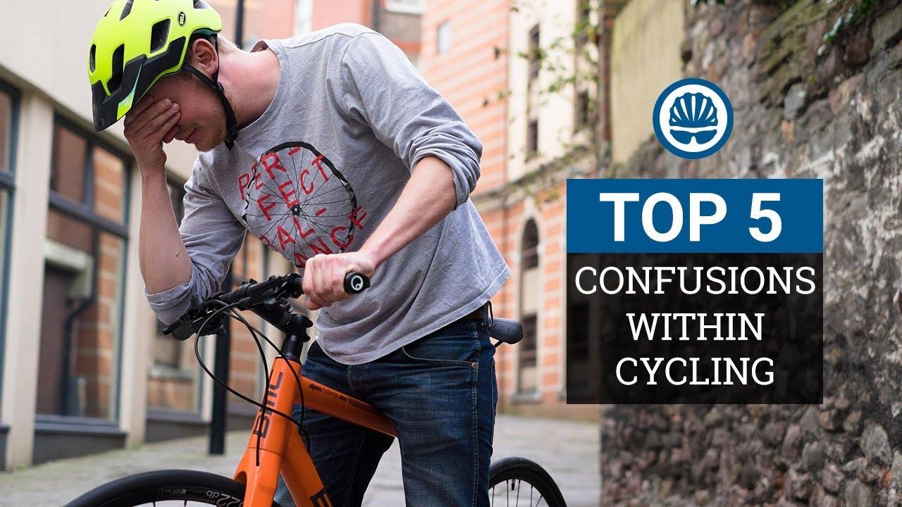 06a192363af1c Top 5 most confusing topics in cycling - BikeRadar