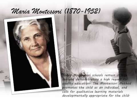 Today's Influence on ECE and the legacy of Pestalozzi, Froebel, and Montessori